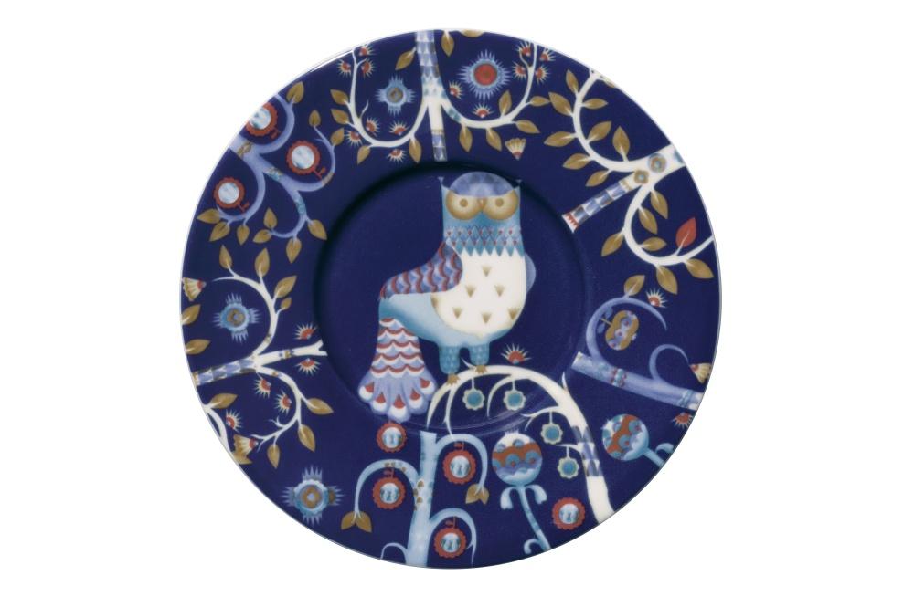 Kaffee Untertasse - 15 cm - Blau Taika blue Iittala
