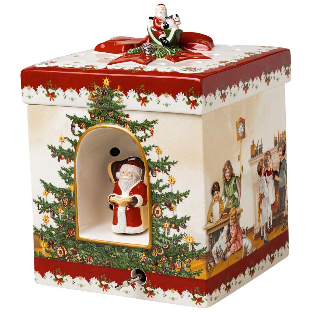 Paket eckig, Kinder 17x17x21,5cm Christmas Toys Villeroy und Boch