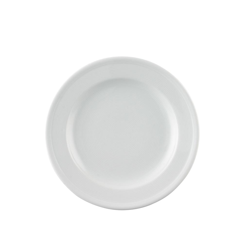 Frühstücksteller 22 cm/Fa Trend Weiss Thomas Porzellan