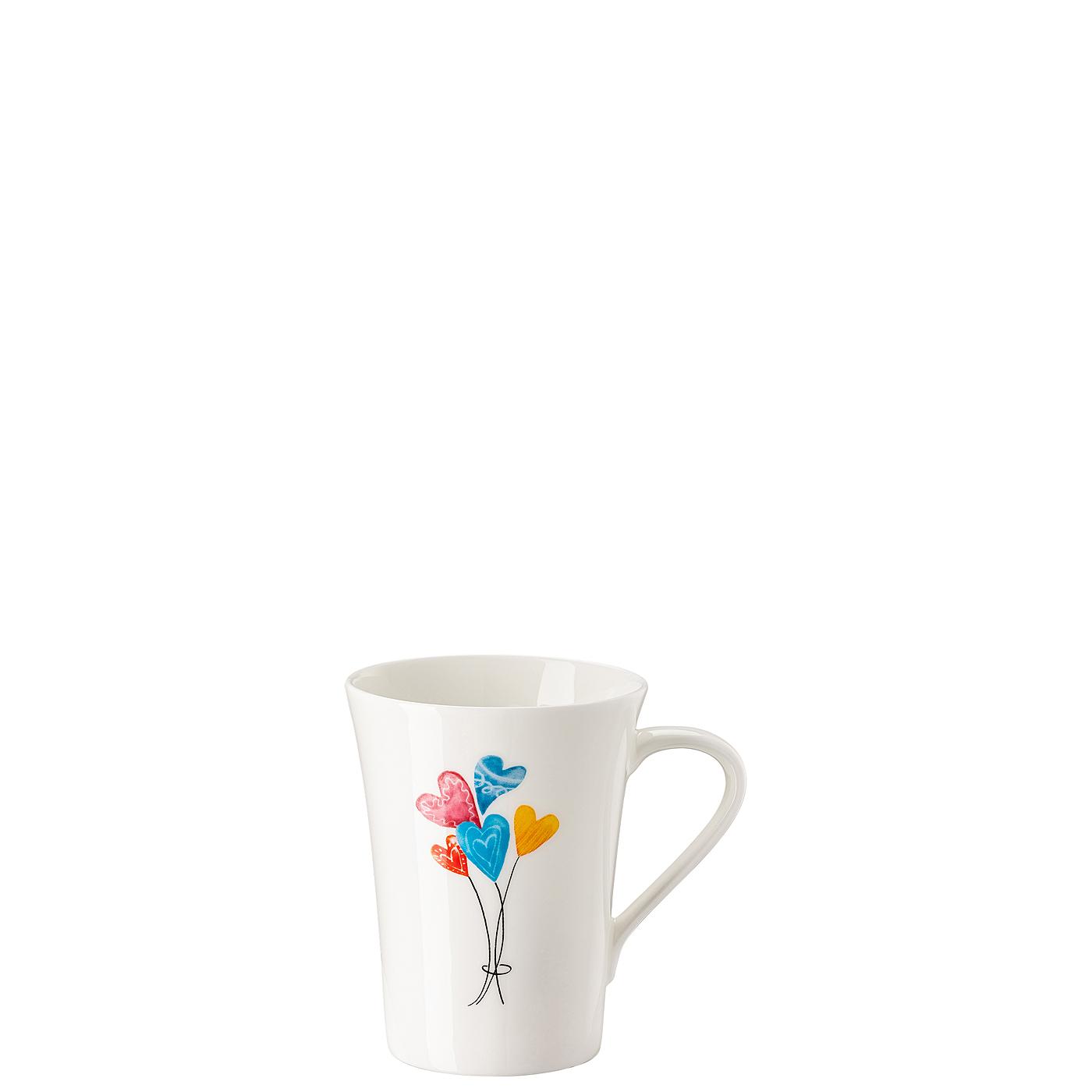 Becher mit Henkel My Mug Collection Love - Balloons Hutschenreuther