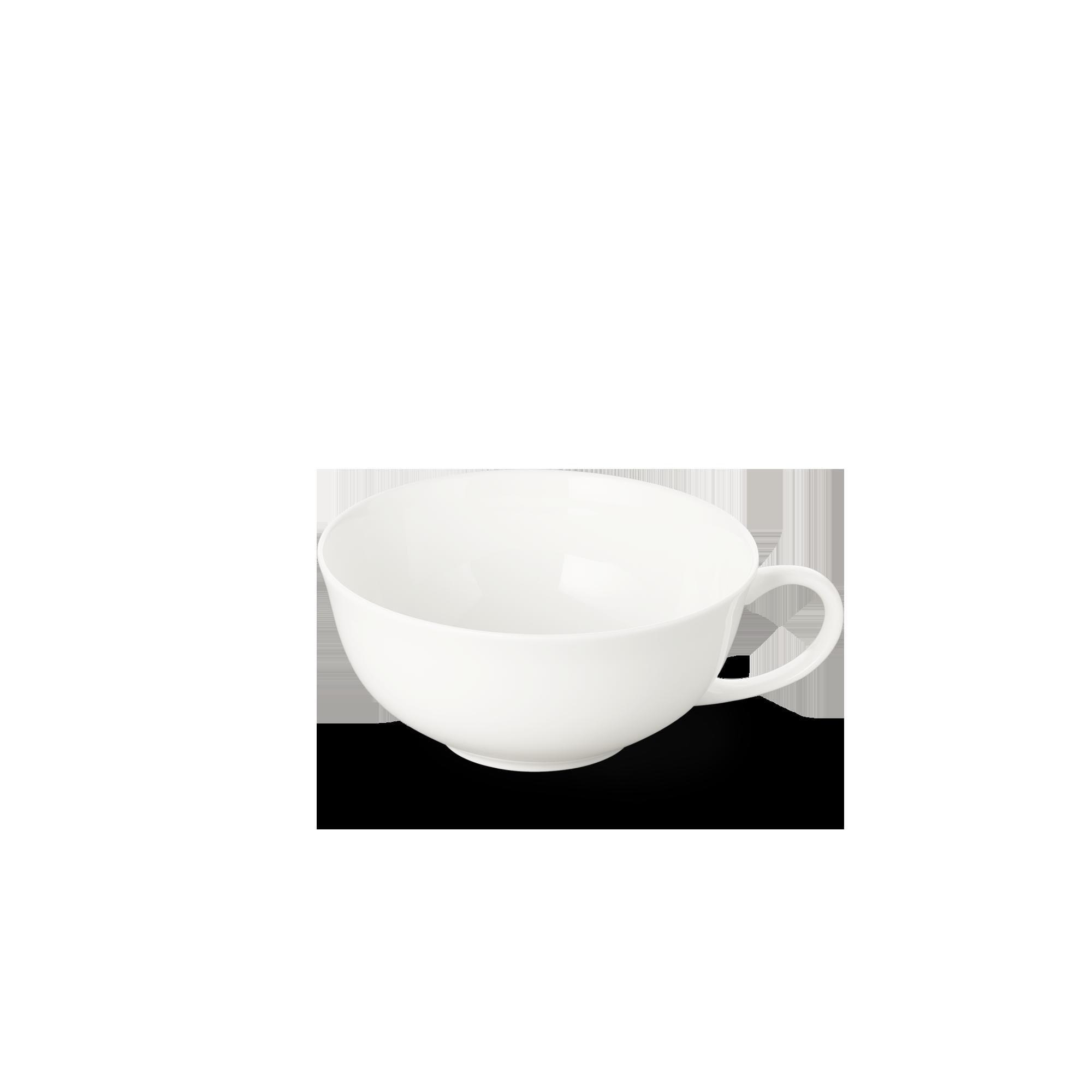 Tee-Obertasse 0,20 l Fine Bone China Classic Weiss Dibbern