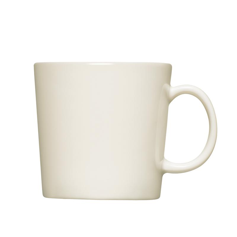 Becher – 300 ml - Weiss Teema white Iittala