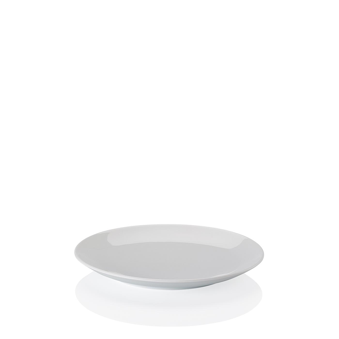Frühstücksteller 21 cm Form 2000 Weiss Arzberg