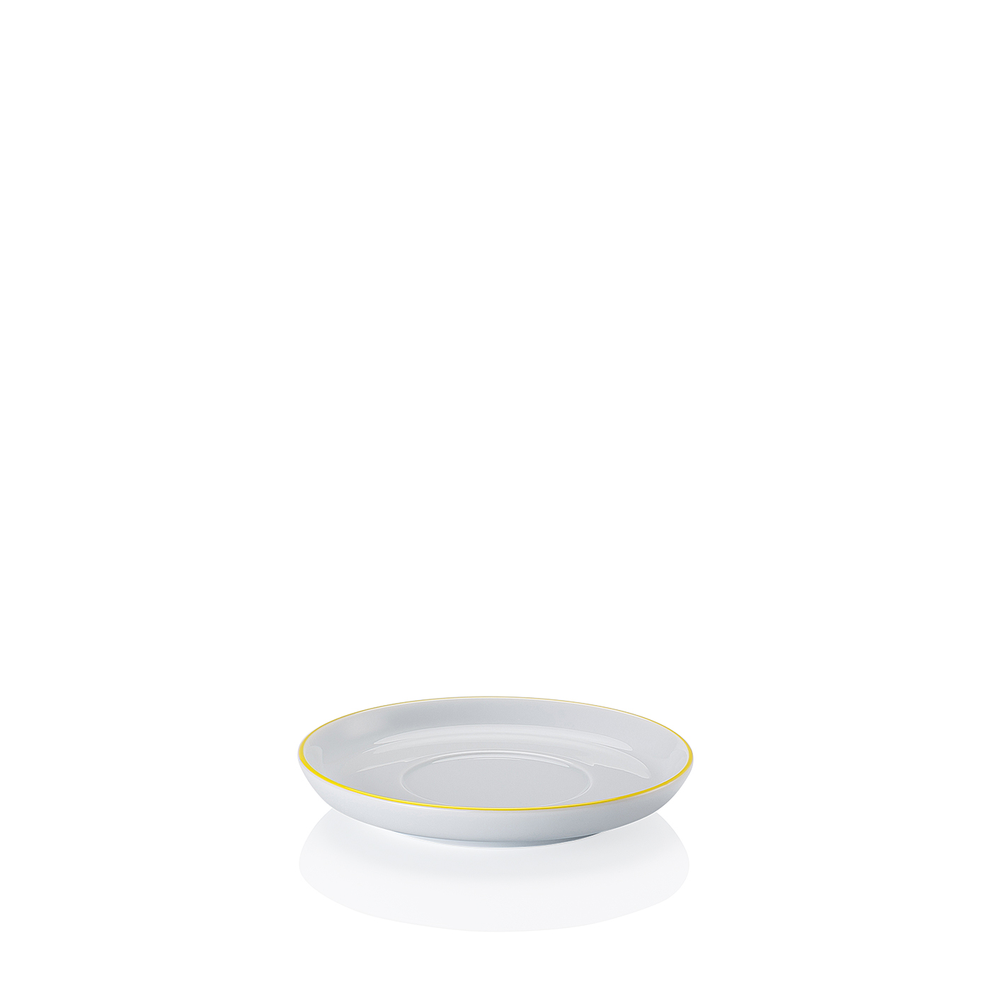 Kombi-Untertasse Cucina-Basic Colori Yellow Arzberg