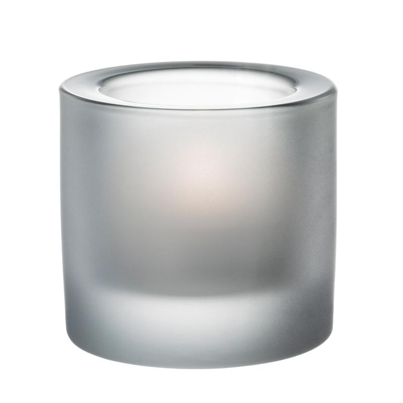 Windlicht – 6 cm - Matt Kivi votives Iittala