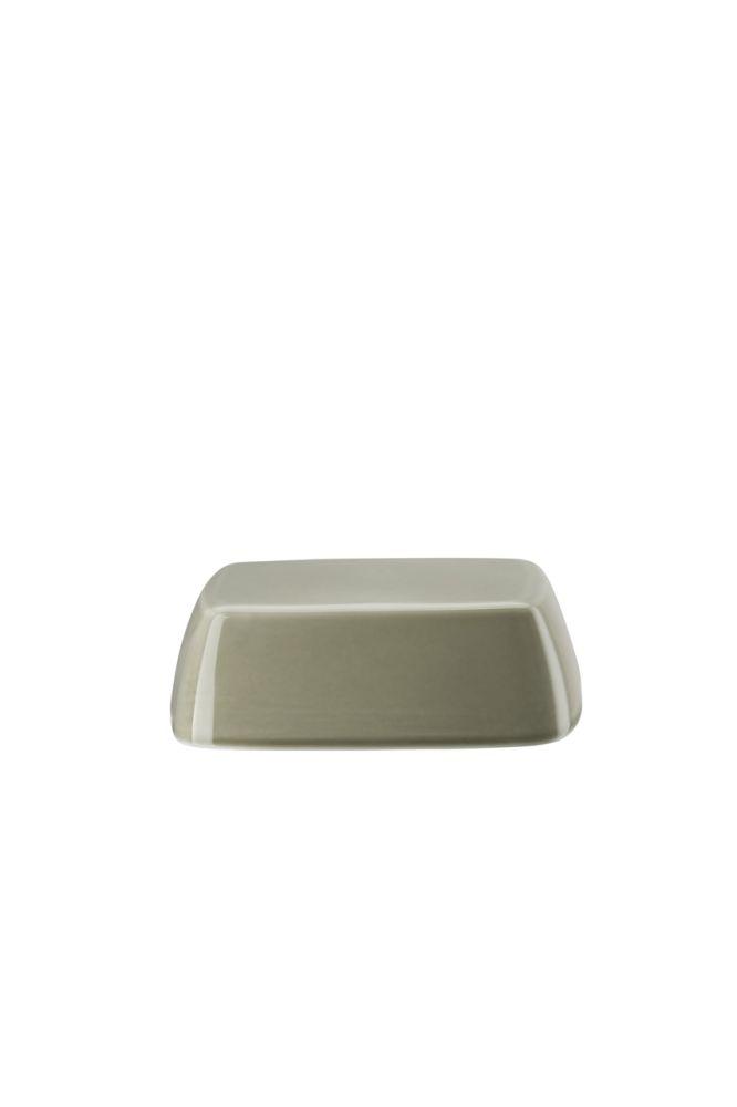 Butterdose Deckel Junto Pearl Grey Rosenthal
