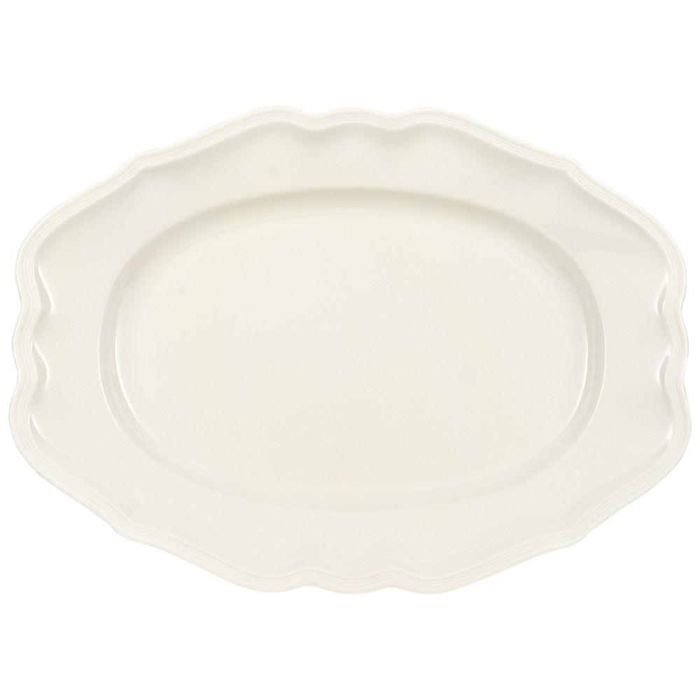 Platte oval 37cm Manoir Villeroy und Boch