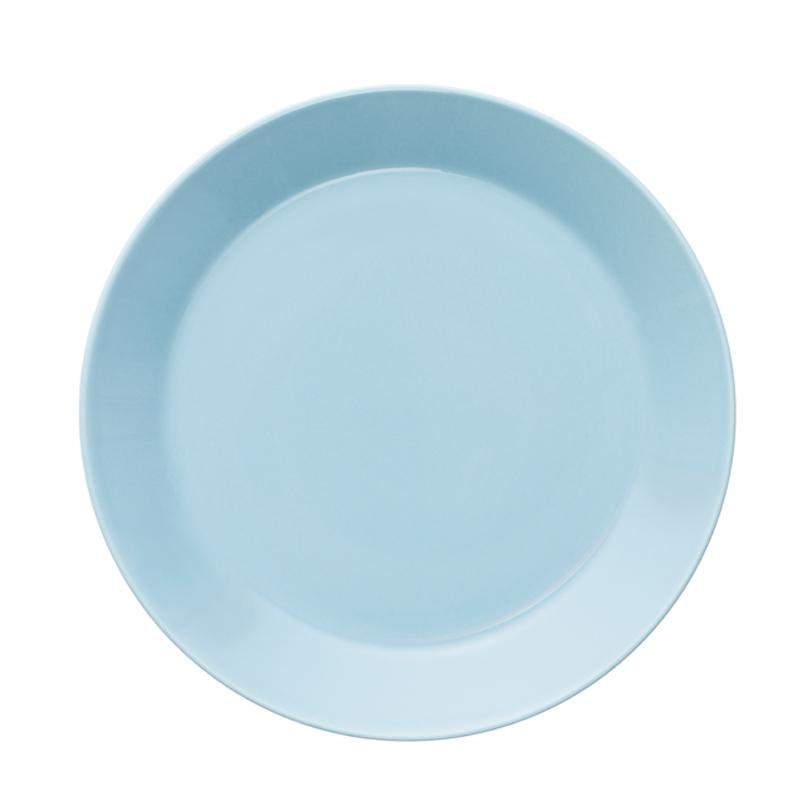 Teller - 21 cm - hellblau Teema light blue Iittala