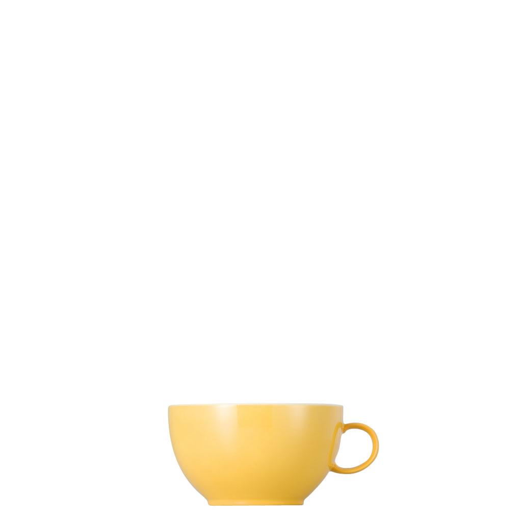 Cappuccino-Obertasse Sunny Day Yellow Thomas Porzellan