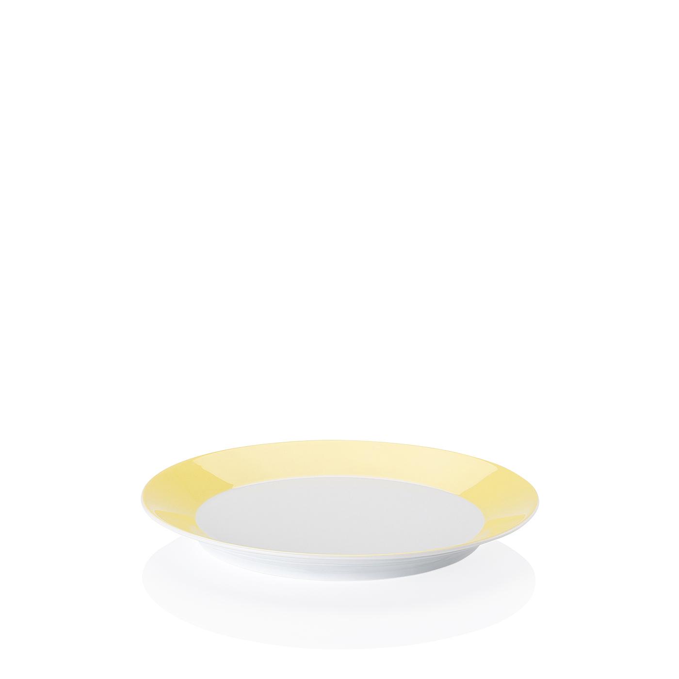 Frühstücksteller 22 cm/Fa Tric Gelb Arzberg
