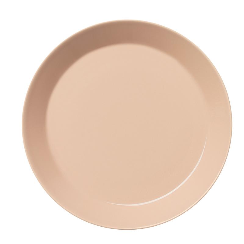 Teller - 26cm - Puder Teema Poeder roze Iittala