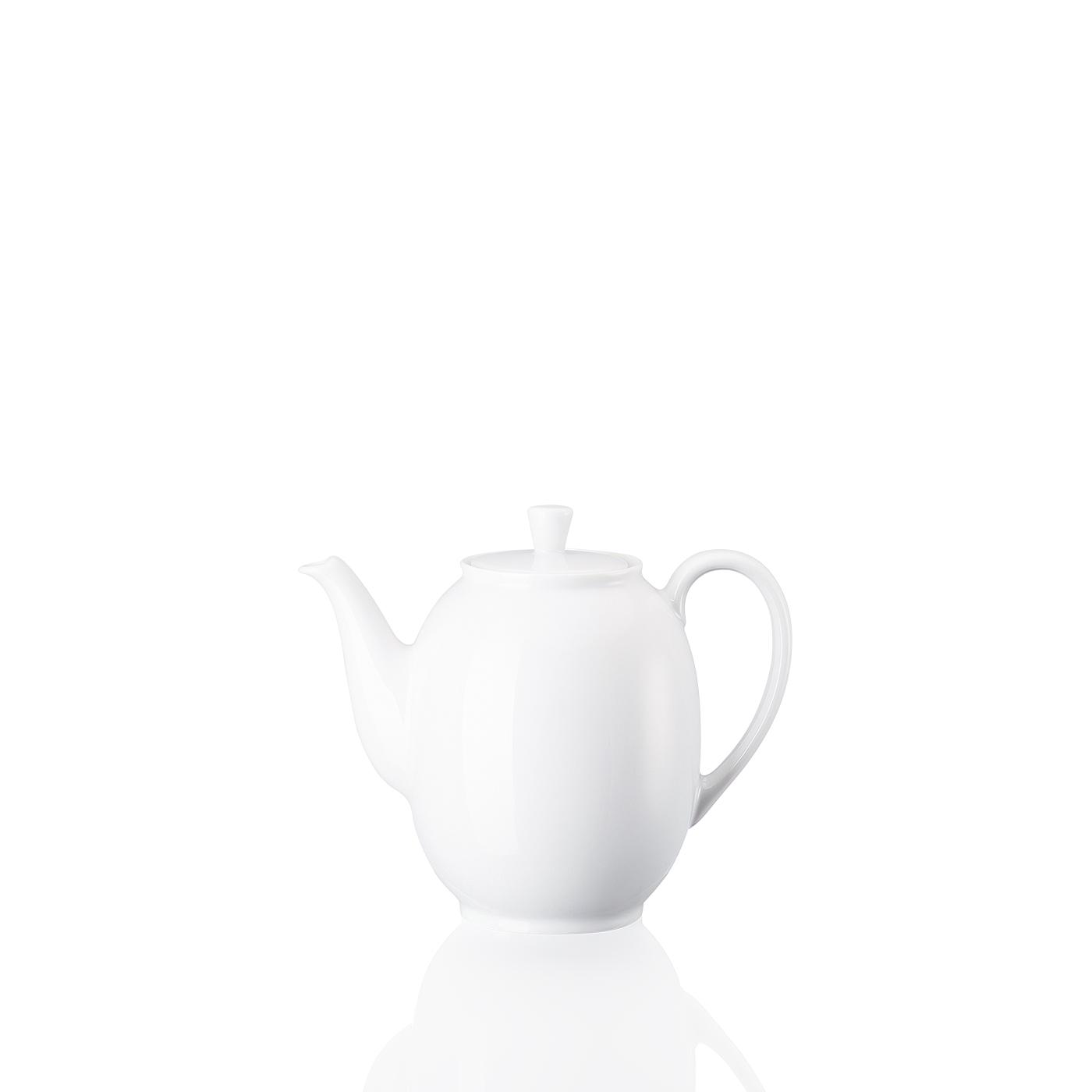 Kaffeekanne 2 P. Form 1382 Weiss Arzberg