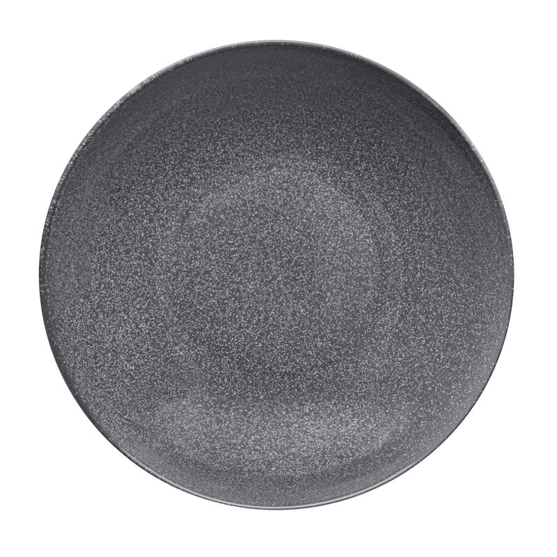 Teller tief - 20 cm - Duo Grau Teema Tiimi Iittala