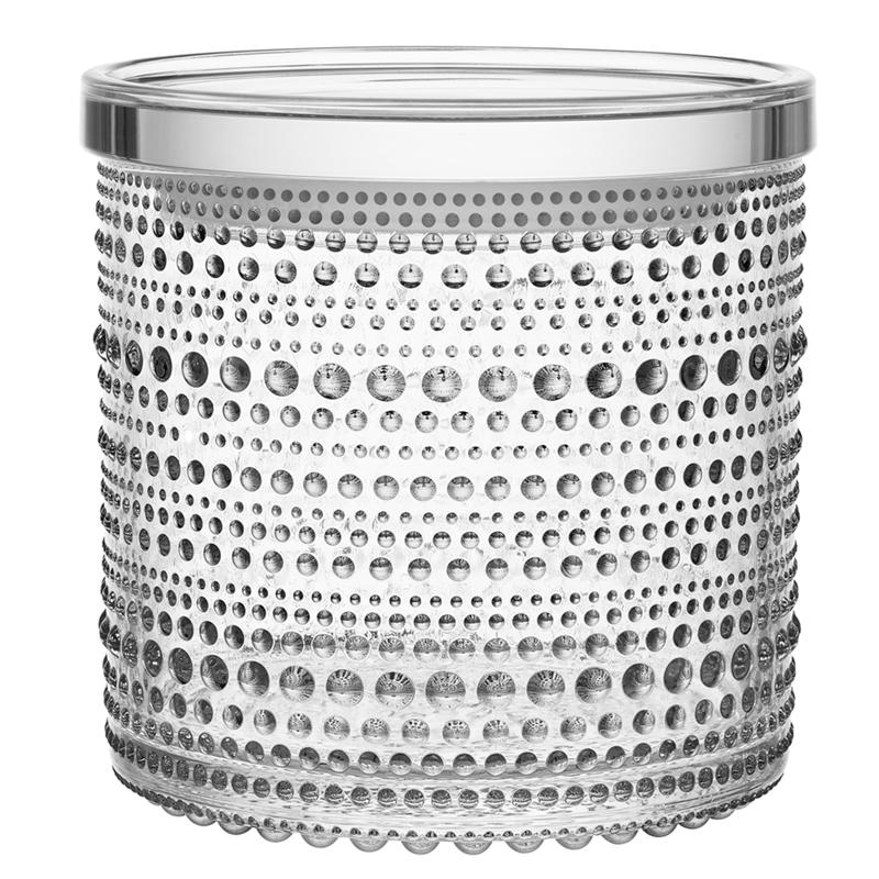 Vorratsbehälter – 11,6 x 11,4 cm - Klar Kastehelmi Iittala