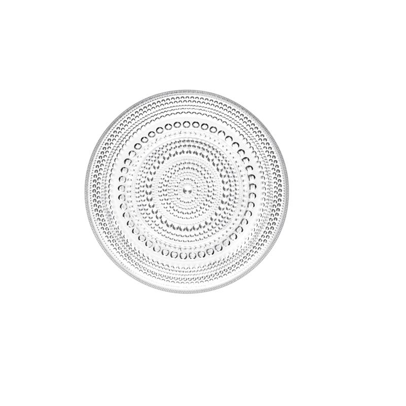 Teller – 17 cm - Klar Kastehelmi Iittala