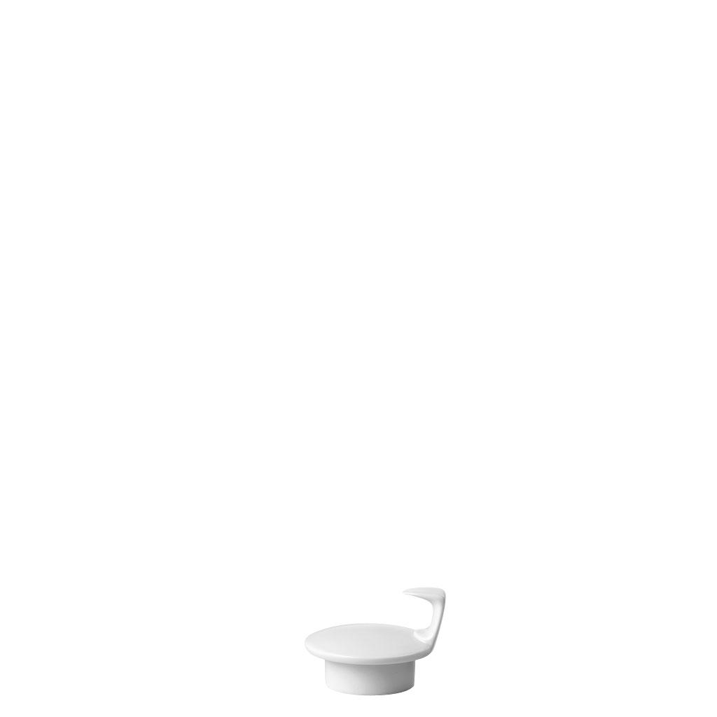 Teekanne 6 P. Deckel TAC Gropius Weiss Rosenthal Studio Line