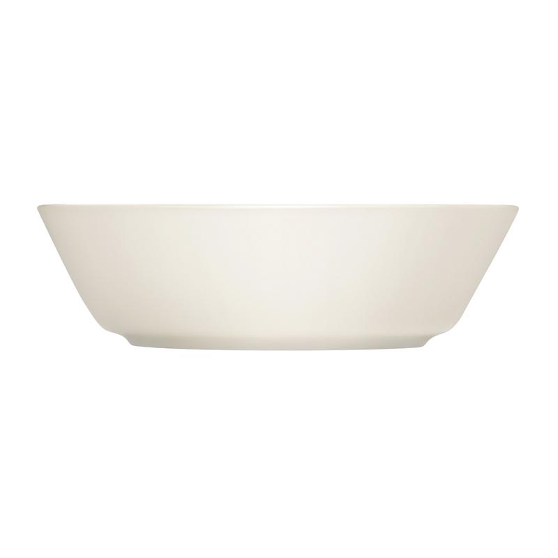 Teller tief - 12 cm - Weiss Teema Tiimi Iittala