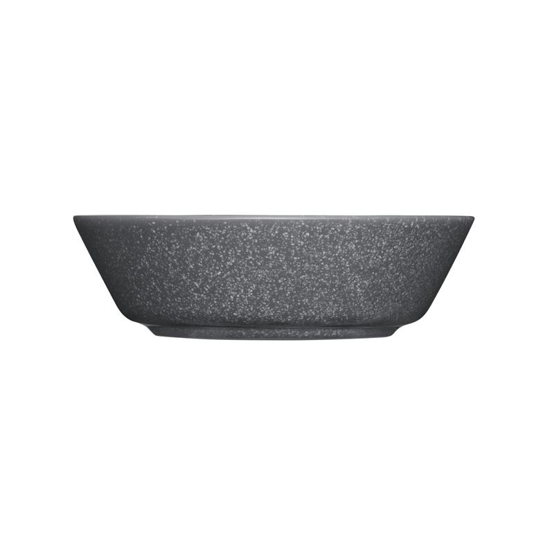 Teller tief - 12 cm - Duo Grau Teema Tiimi Iittala
