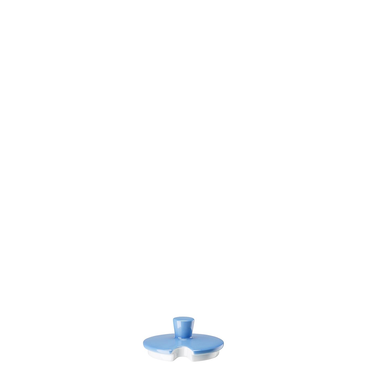 Zucker-/Marmeladendose 6 P. Deckel Tric Blau Arzberg