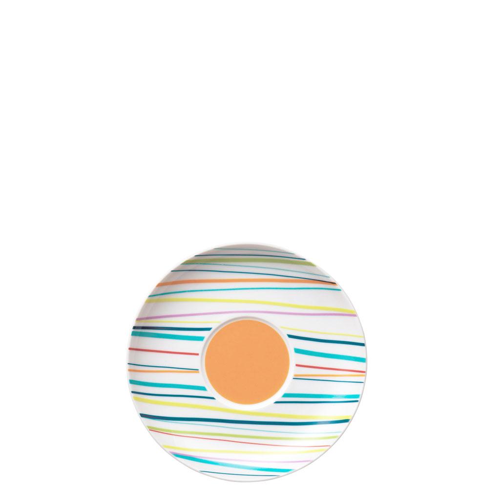 Cappuccino-Untertasse Sunny Day Sunny Stripes Thomas Porzellan