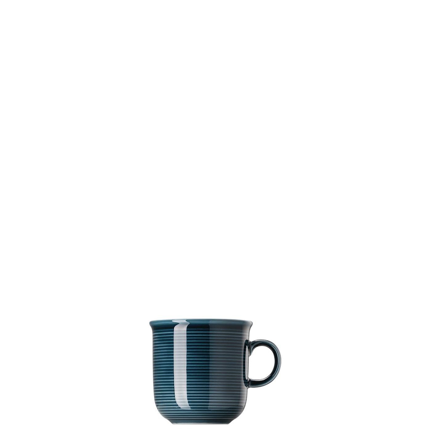 Becher mit Henkel Trend Colour Night Blue Thomas Porzellan