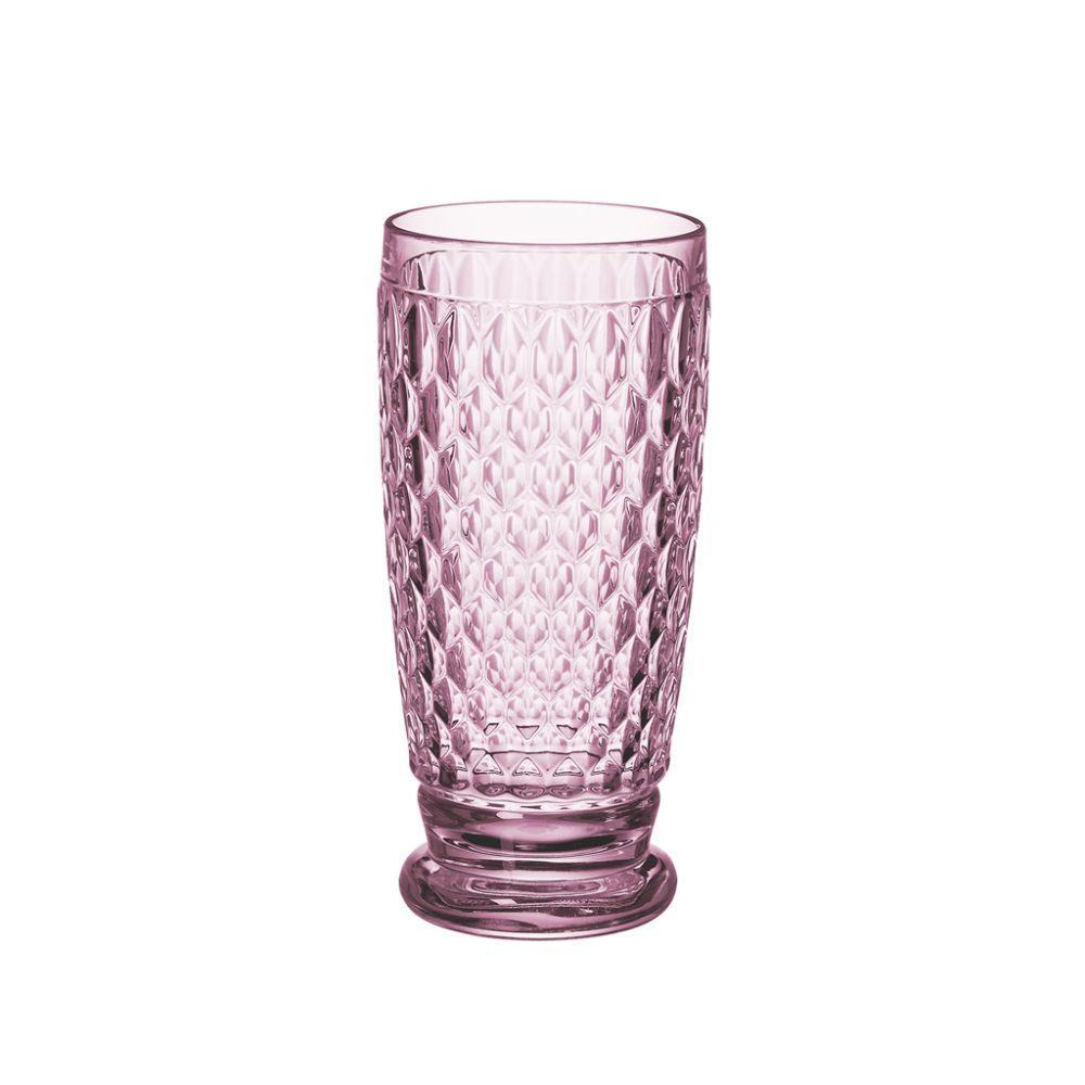 Longdrinkglas rose 162mm Boston Coloured Villeroy und Boch