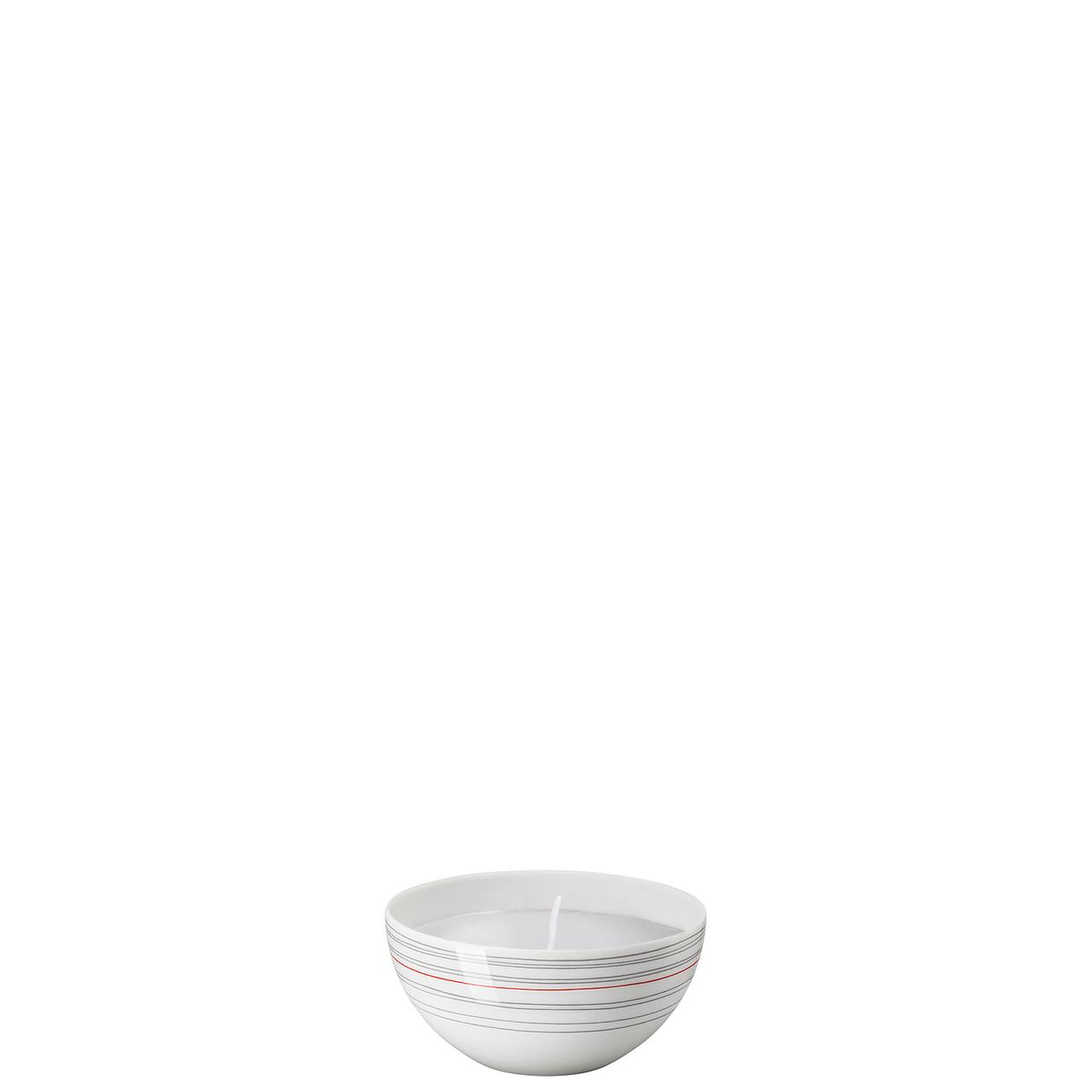 Tischlicht mit Wachs TAC Gropius Stripes 2.0 Rosenthal Studio Line
