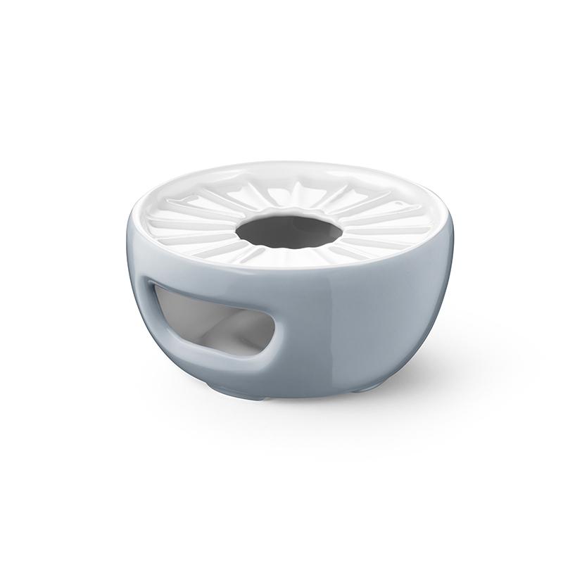Stövchen Solid Color Grau Dibbern