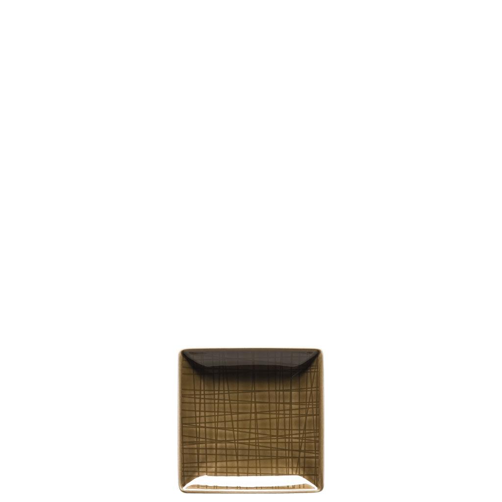 Schale quadratisch 10 cm Mesh Colours Walnut Rosenthal