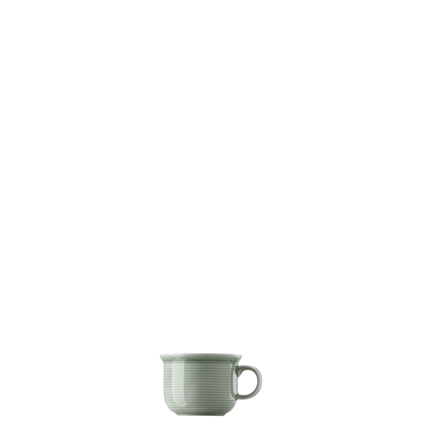 Espresso-Obertasse Trend Colour Moss Green Thomas Porzellan