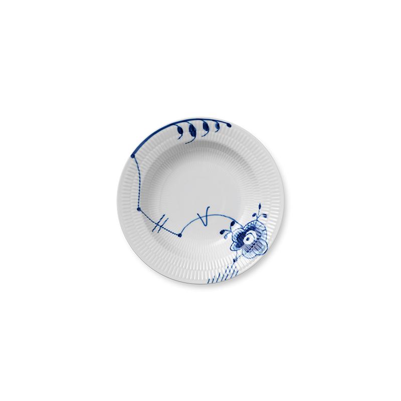 Suppenteller - 21 cm Blue Fluted Mega Royal Copenhagen