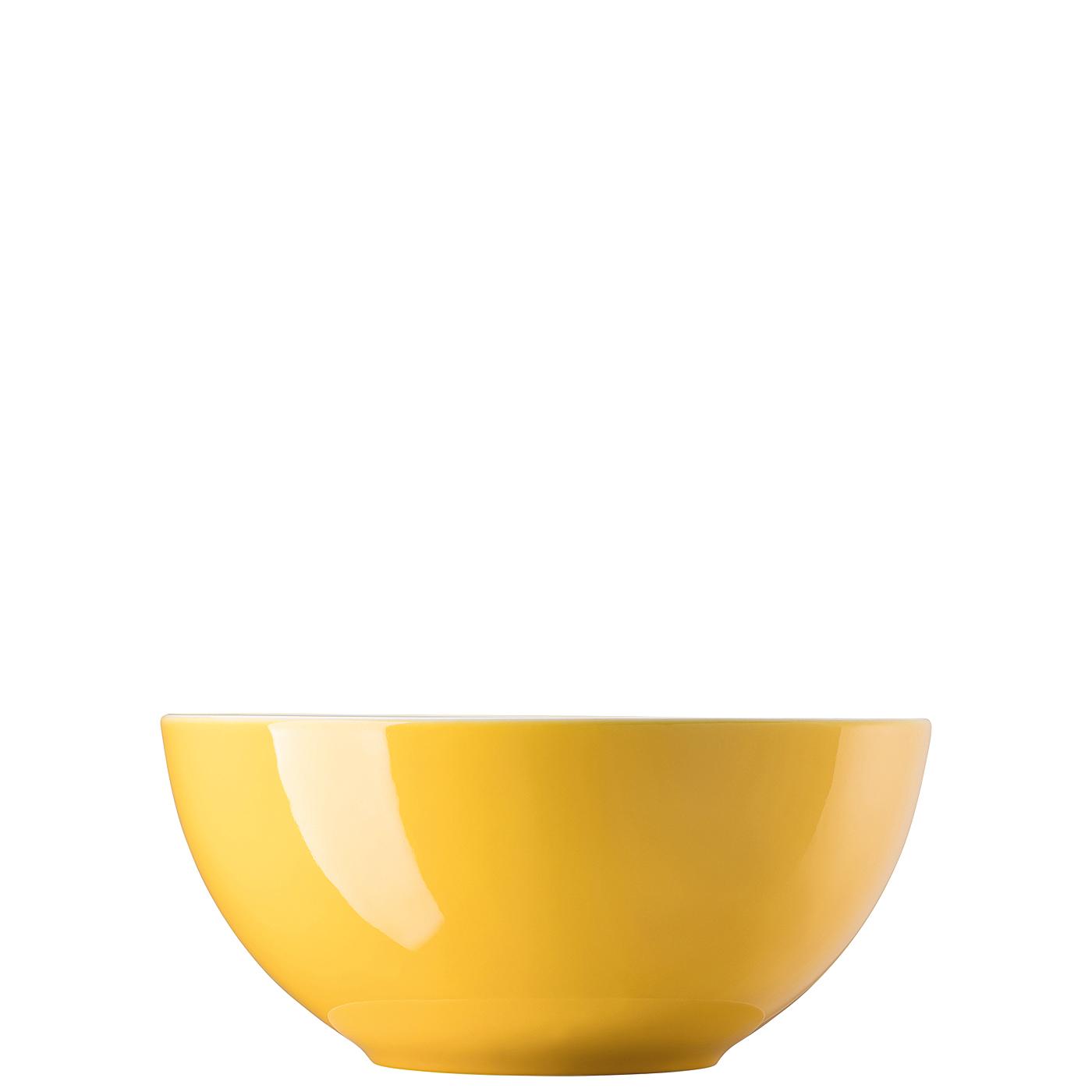 Schüssel 24 cm Sunny Day Yellow Thomas Porzellan