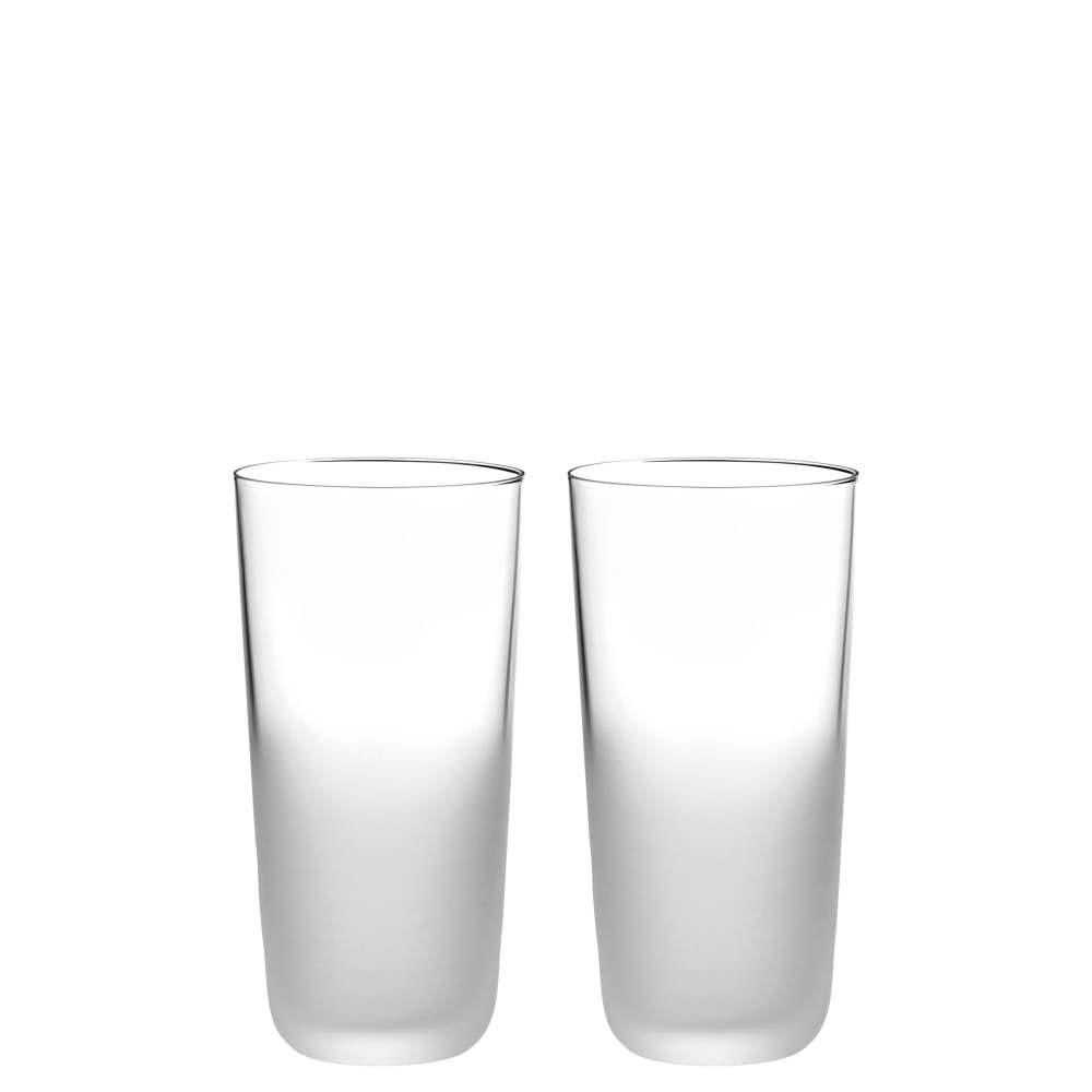Glas no. 2 - 2 Stück Frost Stelton