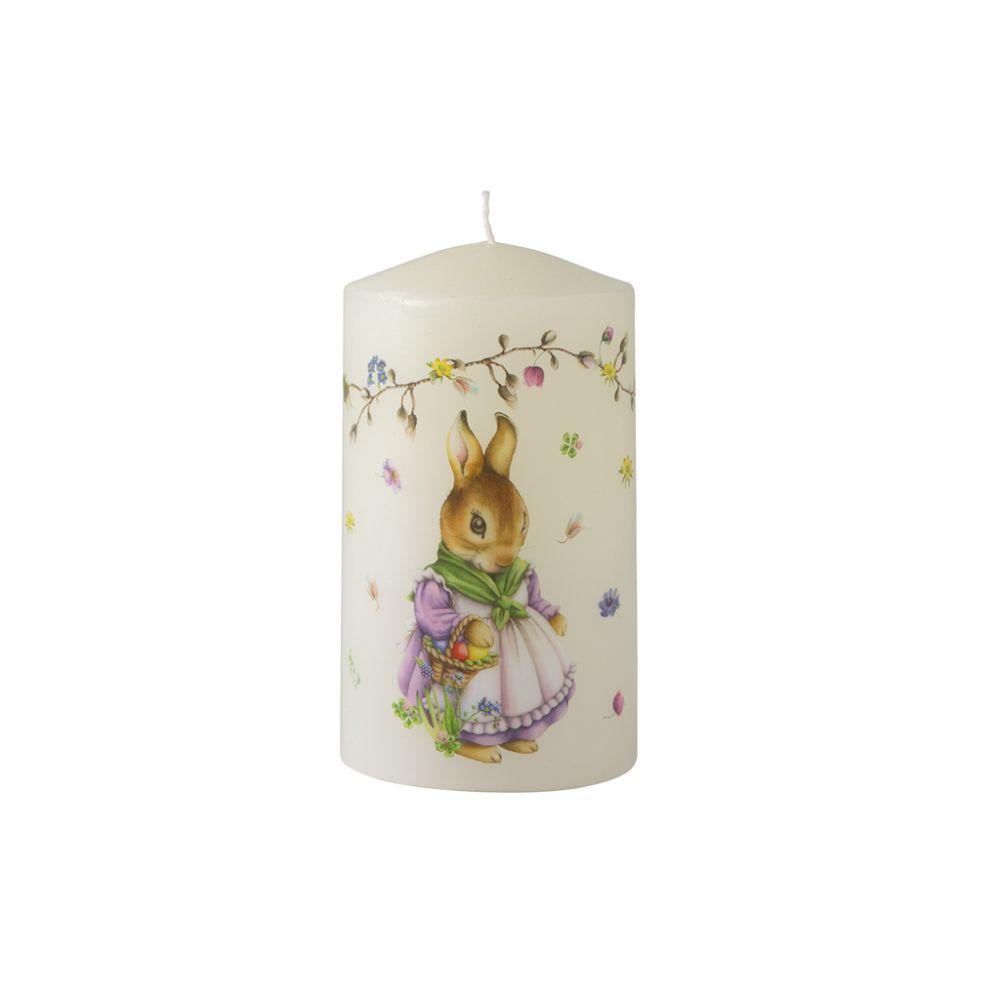 Kerze Blumenranke 70x120mm Oster Accessoires Villeroy und Boch