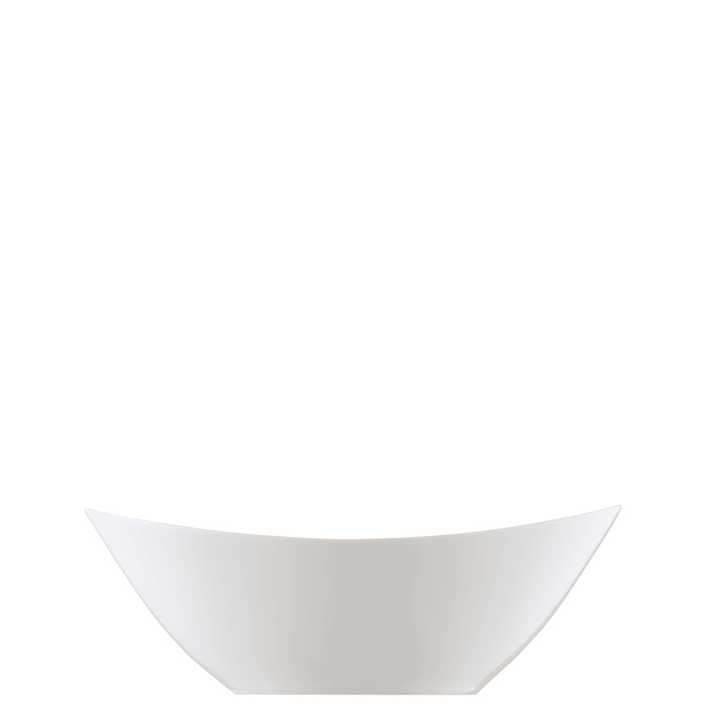 Schale oval 24 cm Form 2000 Weiss Arzberg