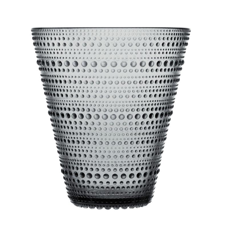 Vase – 15,4 cm - Grau Kastehelmi Iittala