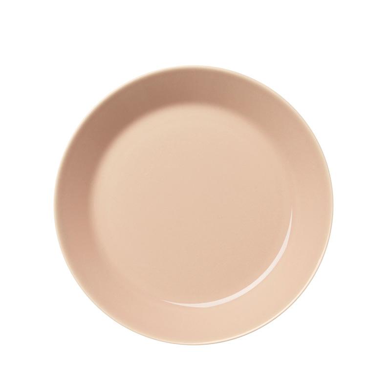 Teller - 17cm - Puder Teema Poeder roze Iittala