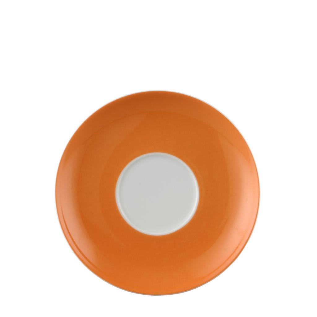 Cappuccino-Untertasse Sunny Day Orange Thomas Porzellan