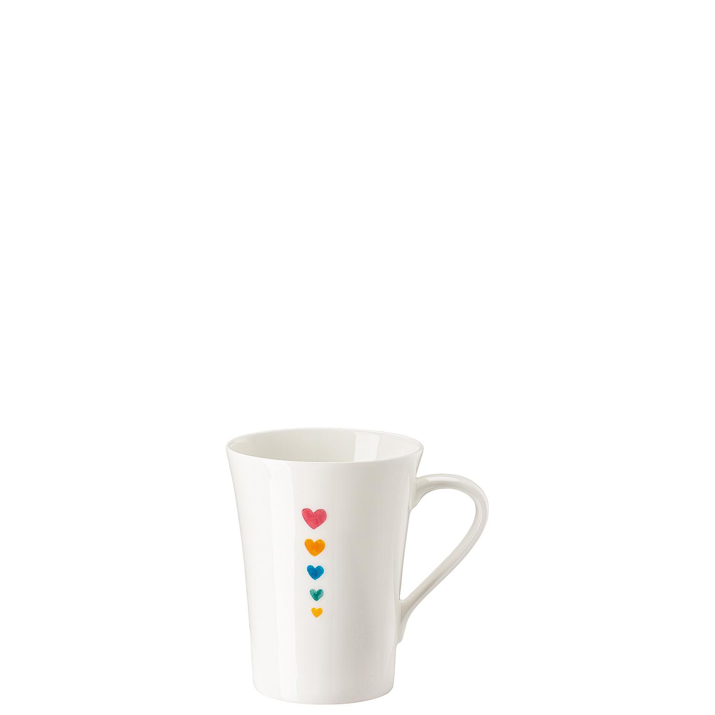Becher mit Henkel My Mug Collection Love - Small hearts Hutschenreuther