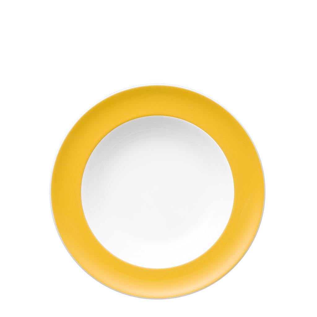 Suppenteller 23 cm Sunny Day Yellow Thomas Porzellan