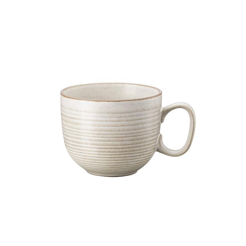 Cappuccino-Obertasse Thomas Nature Sand Thomas Porzellan