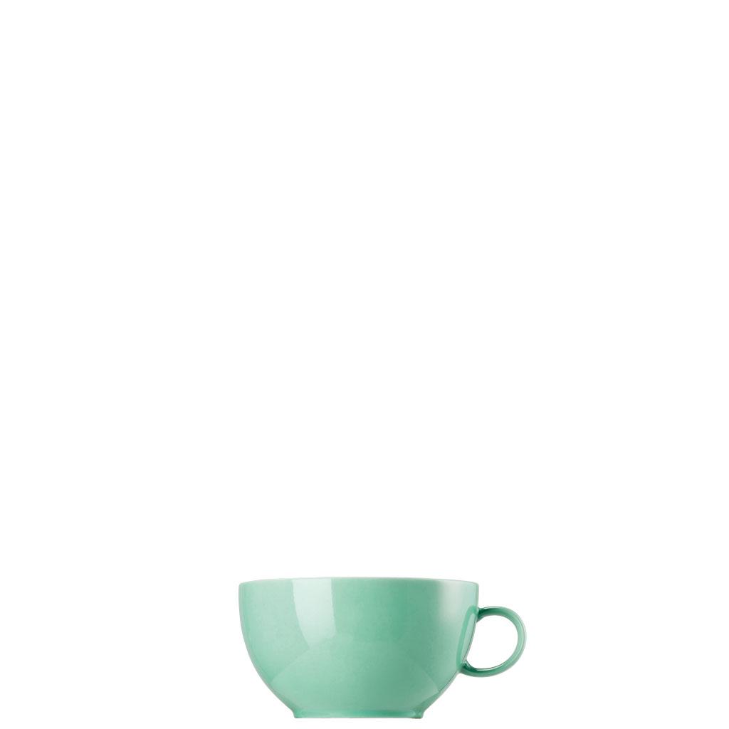 Cappuccino-Obertasse Sunny Day Baltic Green Thomas Porzellan