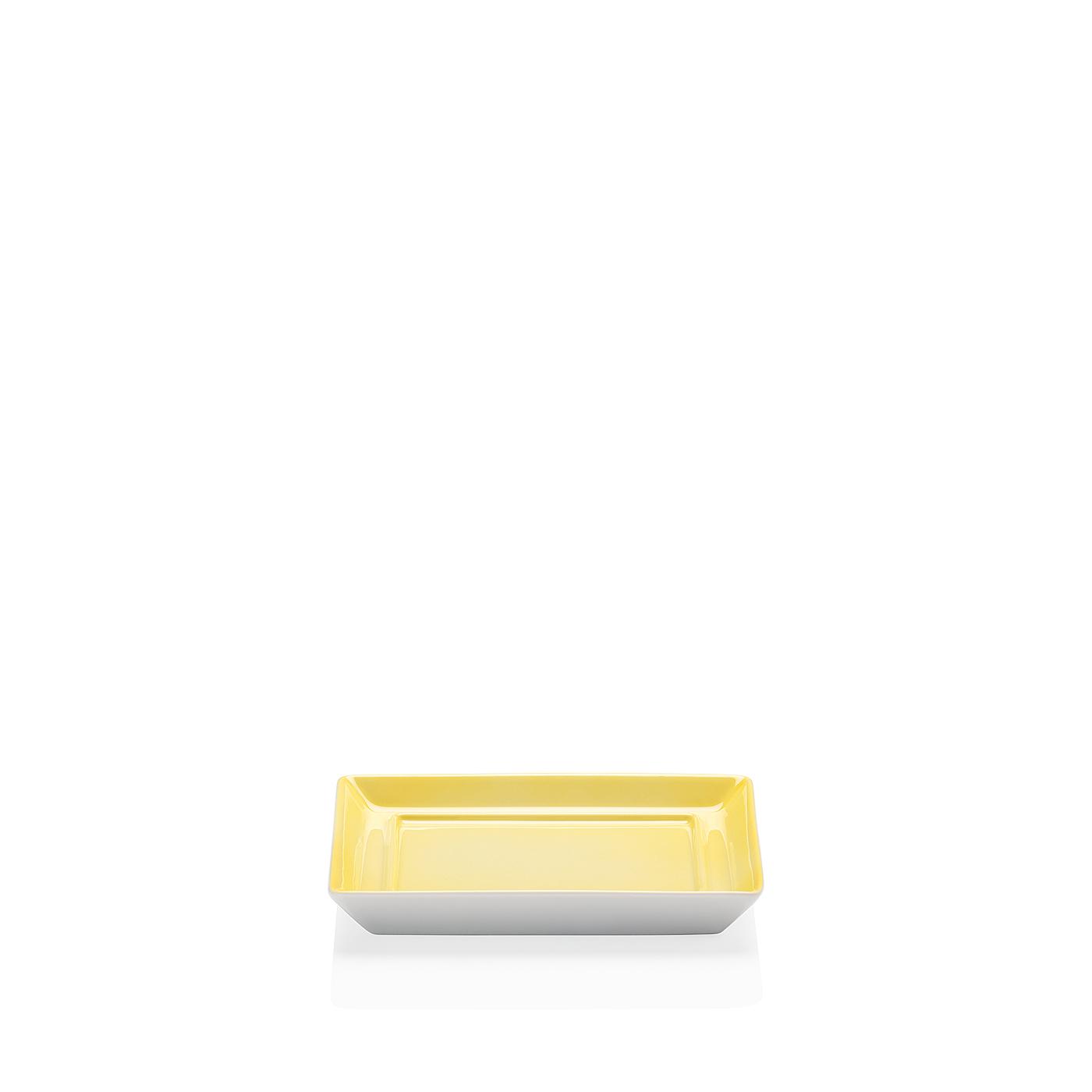 Butterdose Unterteil Tric Gelb Arzberg