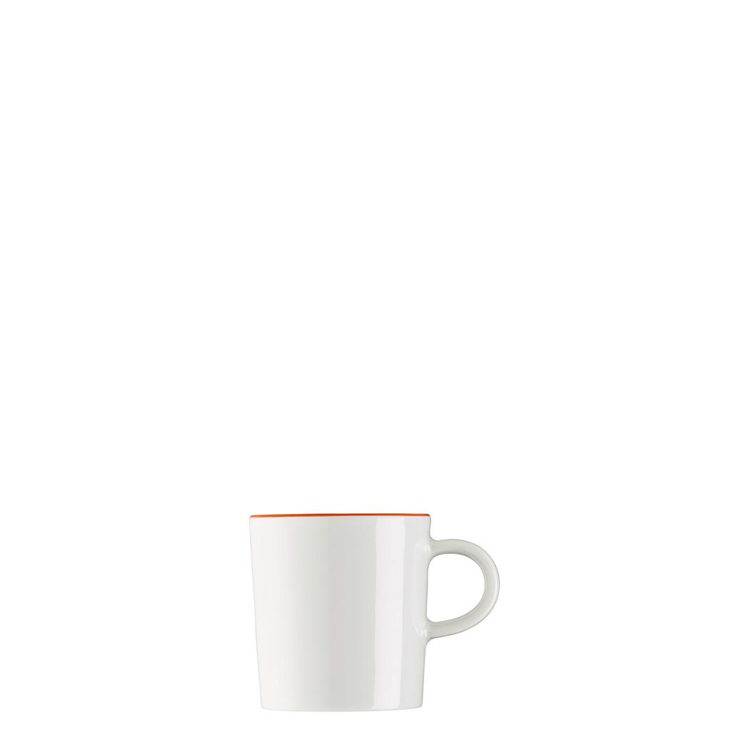 Espresso-Obertasse Cucina-Basic Colori Red Arzberg