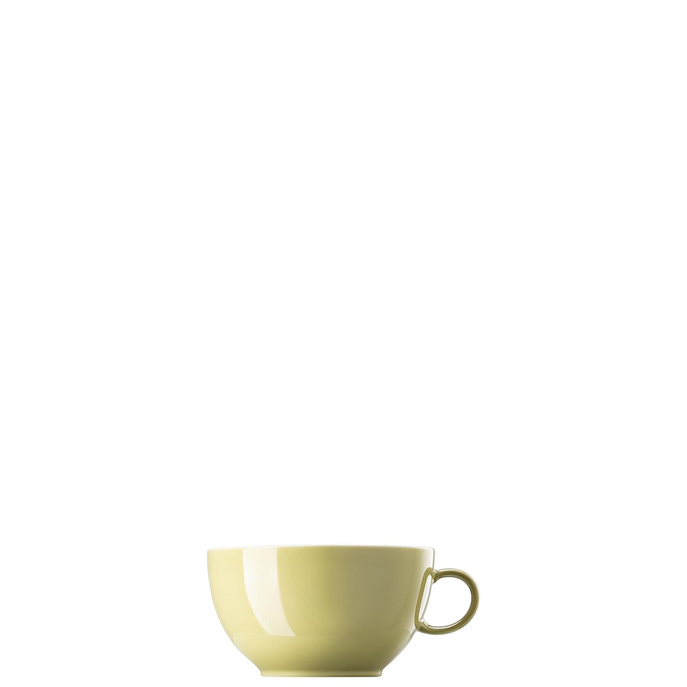 Cappuccino-Obertasse Sunny Day Avocado Green Thomas Porzellan