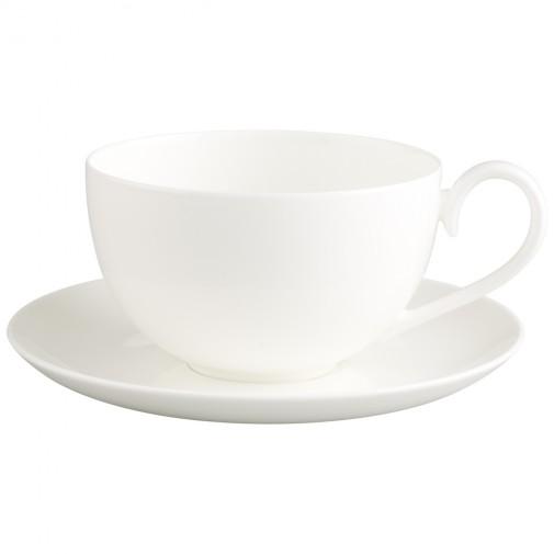 Café au lait mit Untertasse 2tlg. XL Royal Villeroy und Boch