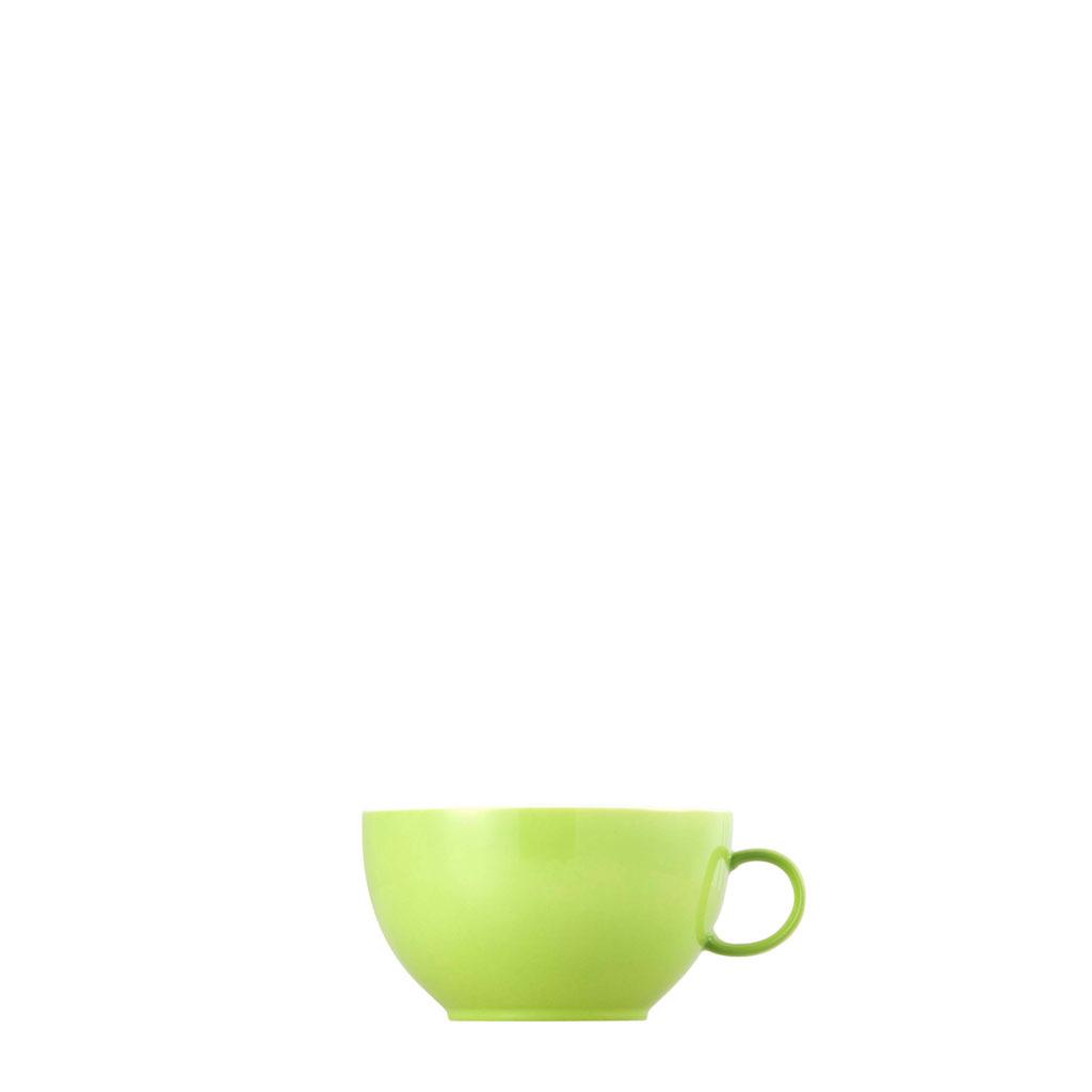 Cappuccino-Obertasse Sunny Day Apple Green Thomas Porzellan