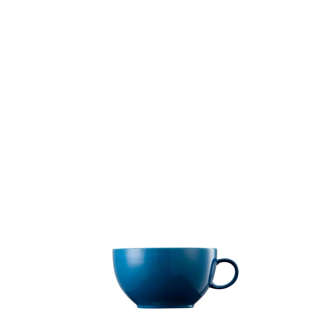 Cappuccino-Obertasse Sunny Day Petrol Thomas Porzellan