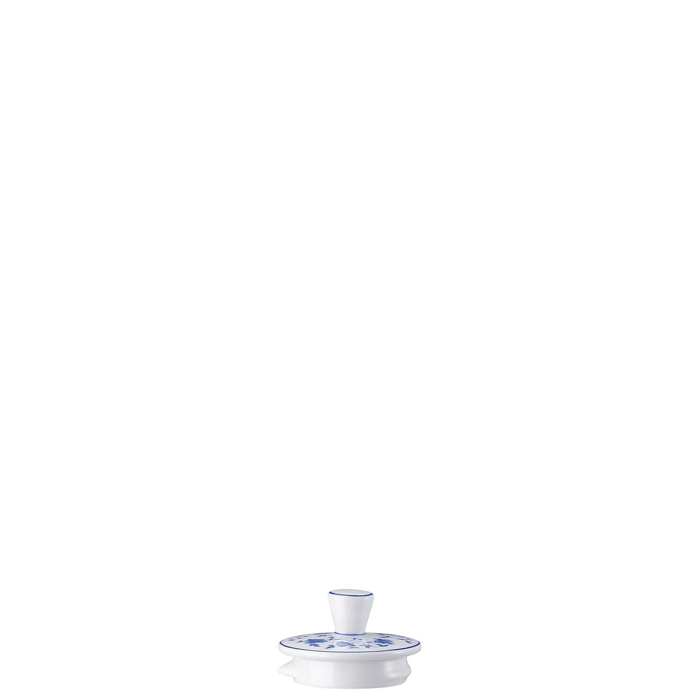 Kaffeekanne 6 P. Deckel Form 1382 Blaublüten Arzberg