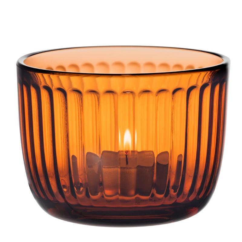 Windlicht – 9 cm - Sevilla-orange Raami Iittala